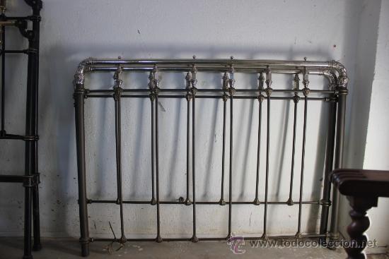 Cabeceros de cama de metal comprar camas antiguas en - Cabeceros de cama antiguos ...