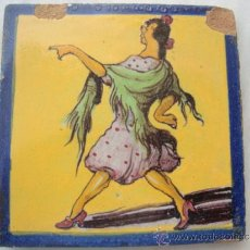 Antigüedades: AZULEJOS RAMOS REJANO. Lote 35579889