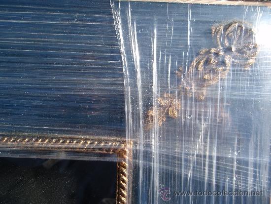 Antigüedades: Espejo artesano 48 x 33 cm. - Foto 2 - 35582662