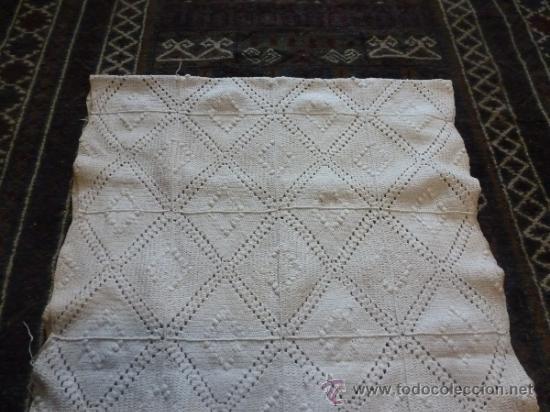 Antigüedades: mantel mallorca - Foto 8 - 35611788