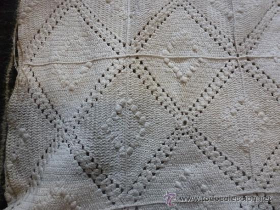 Antigüedades: mantel mallorca - Foto 7 - 35611788