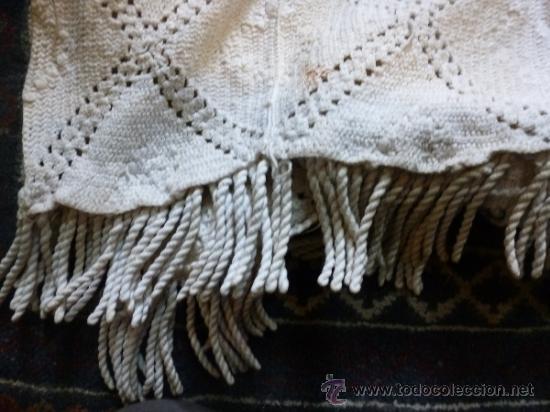 Antigüedades: mantel mallorca - Foto 6 - 35611788