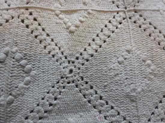 Antigüedades: mantel mallorca - Foto 5 - 35611788