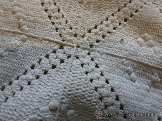 Antigüedades: mantel mallorca - Foto 3 - 35611788