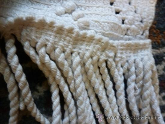 Antigüedades: mantel mallorca - Foto 2 - 35611788