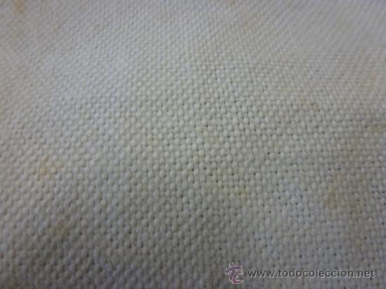 Antigüedades: tapete mantel tela - Foto 5 - 35611468