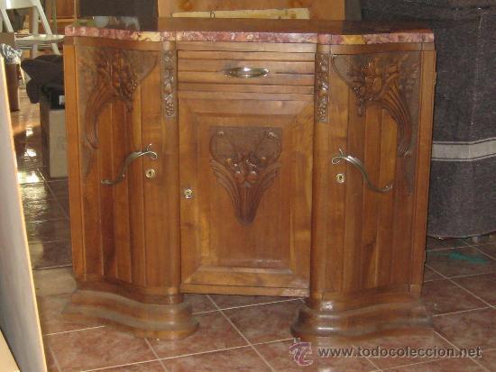 Aparador art dec frances comprar aparadores antiguos en todocoleccion 35618381 - Aparador art deco ...