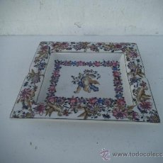 Antigüedades: BANDEJA CENICERO. Lote 35639702