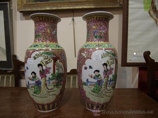 Antiguos jarrones chinos comprar jarrones antiguos en for Decoracion hogar jarrones