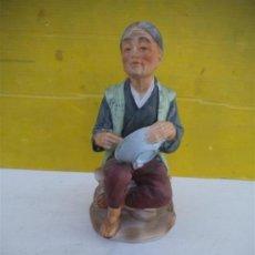 Antigüedades: FIGURA DE CERAMICA. Lote 35657153
