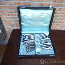 Antigüedades: LOTE DE CUBIERTOS ALPACAR. Lote 35667679