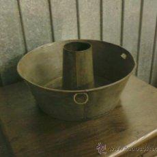 Antigüedades: MOLDE REPOSTERÍA. BIZCOCHO. Lote 35681737