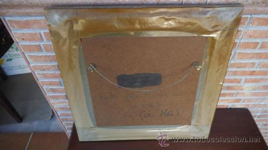 Antigüedades: cuadro tapiz - Foto 3 - 190094245