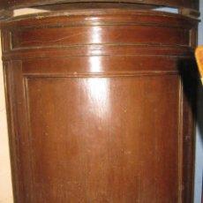 Antigüedades: MUEBLE ESQUINERA EN MADERA DE ROBLE, MUY ORIGINAL.. Lote 35686008