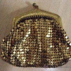 Antigüedades: MONEDERO DE MALLA. Lote 35759319