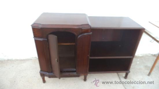 Antigüedades: mueble aparador - Foto 4 - 35771842