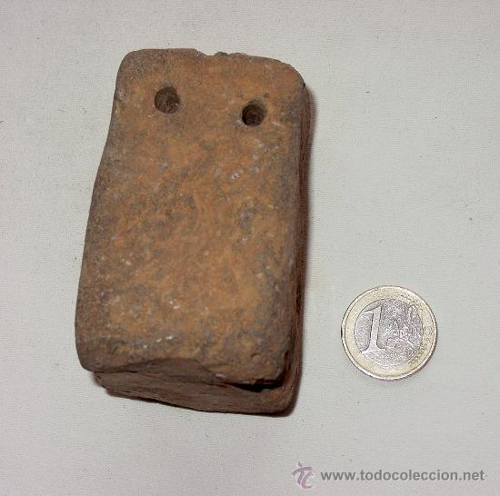Antigüedades: PONDUS O PESA. EPOCA IBERICA O ROMANA. ARQUEOLOGIAS-ROMANO-IBERICO - Foto 2 - 35794081