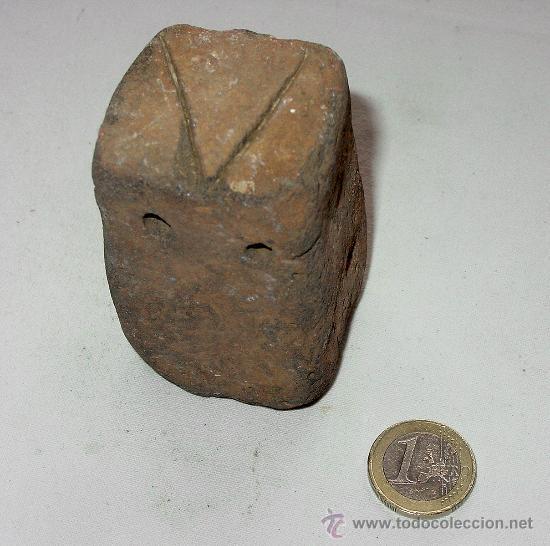 Antigüedades: PONDUS O PESA. EPOCA IBERICA O ROMANA. ARQUEOLOGIAS-ROMANO-IBERICO - Foto 3 - 35794081
