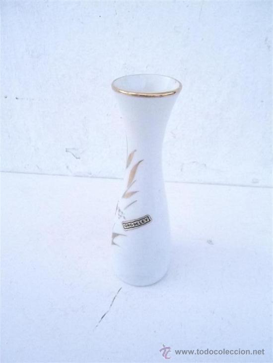 Antigüedades: florero de porcelana - Foto 2 - 35798322