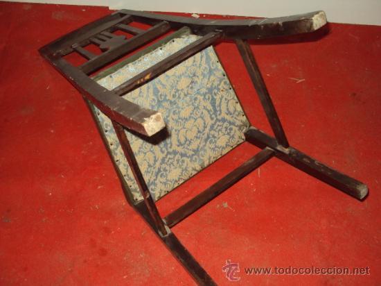 Antigüedades: Conjunto de 6 sillas modernistas art deco - Foto 5 - 35809983