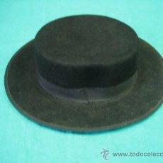 Antigüedades: SOMBRERO CLASICO ANDALUZ. TALLA 50. Lote 35832918