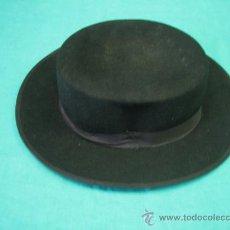 Antigüedades: SOMBRERO CLASICO ANDALUZ. TALLA 53. Lote 35832930