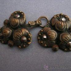 Antiquitäten - ANTIGUA HEBILLA ART DECO - 35840339