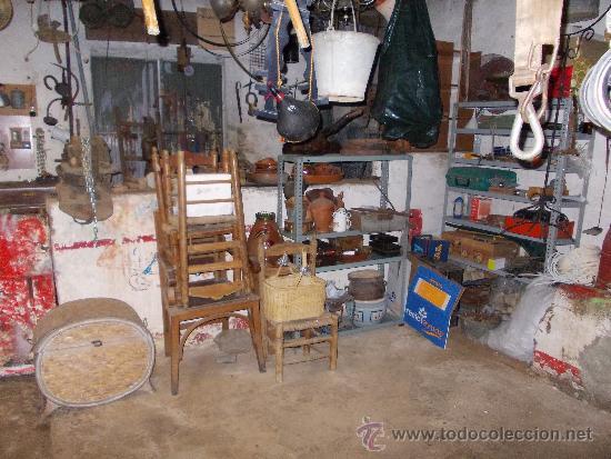 Antigüedades: cajon de madera muy antiguo - Foto 3 - 35842186
