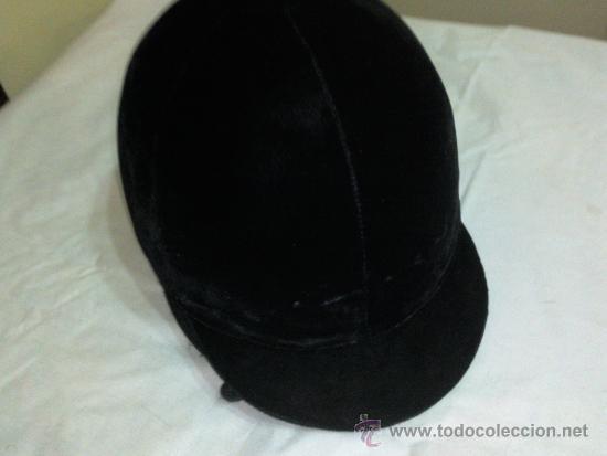 GORRO (Antigüedades - Moda - Sombreros Antiguos)