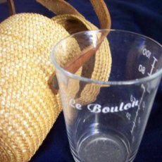 Antigüedades: VASO BALNEARIO LE BOULOU. Lote 35900898