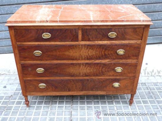 Antigua c moda de madera y m comprar - Comodas antiguas restauradas fotos ...