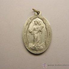 Antigüedades: MEDALLA RELIGIOSA MARIA AUXILIADORA.. Lote 35973470