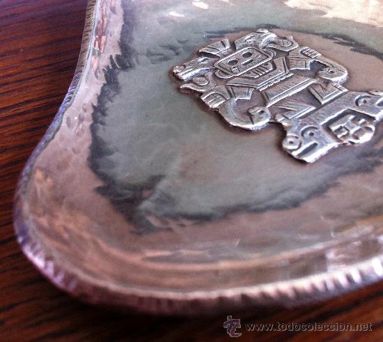 Antigüedades: PLATA 925 PIEZA INCA - Foto 5 - 36003686