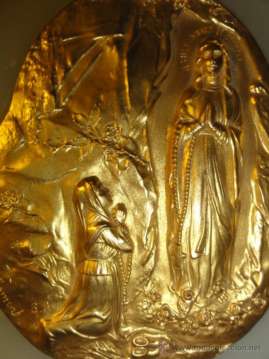 Antigüedades: BENDITERA BRONCE - Foto 3 - 36030763