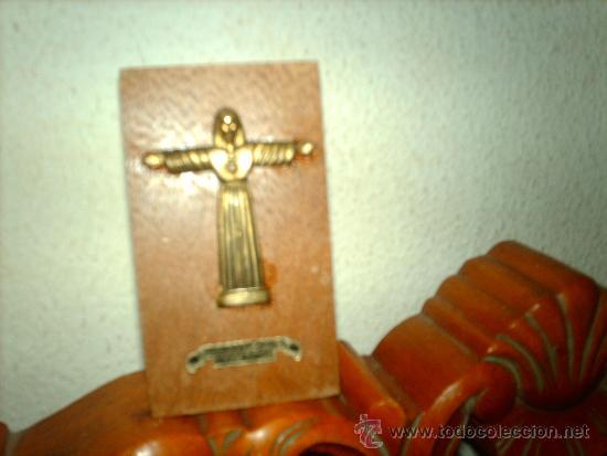 PORTUGAL CRISTO REY DE ALMADA (Antigüedades - Religiosas - Varios)