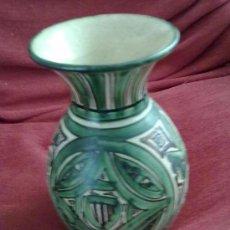 Antigüedades: JARRA DE CERAMICA DE TERUEL DOMINGO PUNTER. MODELO R.5. Lote 36090559