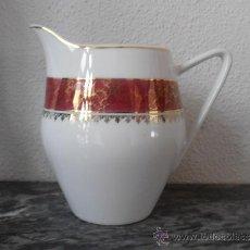 Antigüedades: JARRA DE PORCELANA SANTA CLARA. Lote 36106770