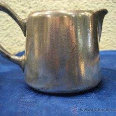 Antigüedades: JARRA DE ESTAÑO DE 0,2 LT FRANCESA. Lote 36114882