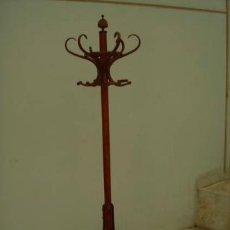 Antigüedades: PERCHERO ESTILO TONET DE 6 BRAZOS, UNO DE ELLOS ESTÀ ROTO.. Lote 36123017