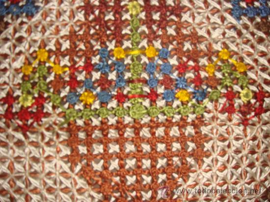 Antigüedades: Antiguo tapete - Foto 2 - 36135691