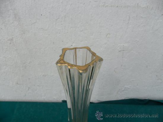 Antigüedades: solitario cristal - Foto 2 - 36141259