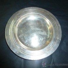 Antigüedades: BANDEJA DE METAL. Lote 36150342