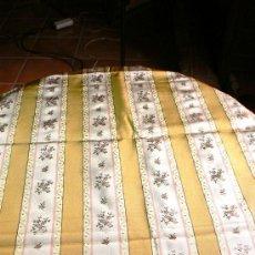 Antigüedades: BROCADO DE SEDA PARA INDUMENTARIA TRADICIONAL 4 M X1,30 M. Lote 36321020