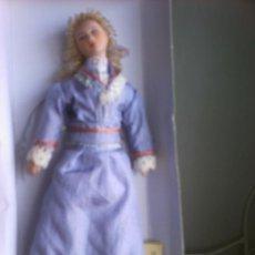 Muñecas Porcelana: MUÑECA ANTIGUA DE PORCELANA PRECIOSA. Lote 36185419