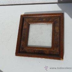 Antigüedades: PORTAFOTO DE MADERA. Lote 36191027