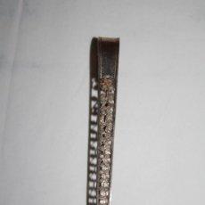 Antigüedades: PINZAS PARA HIELO EN METAL PLATEADO Y FILIGRANA - PRIMER TERCIO DEL S.XX. Lote 36235216