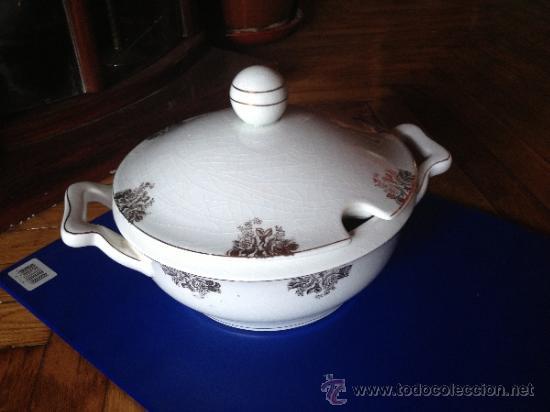 SOPERA ROYAL CHINA VIGO (Antigüedades - Porcelanas y Cerámicas - Otras)
