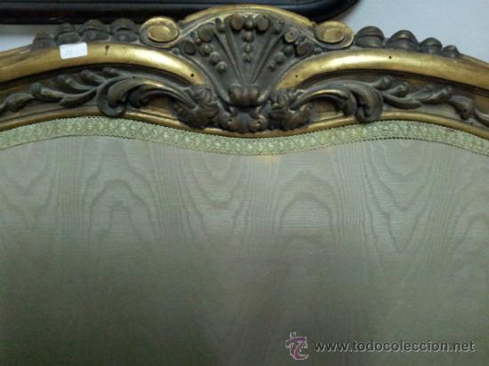 Antigüedades: Antiguo tresillo estilo Luis XV - Foto 13 - 36477540