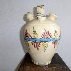Antigüedades: BOTIJO DE CERAMICA. Lote 36339370