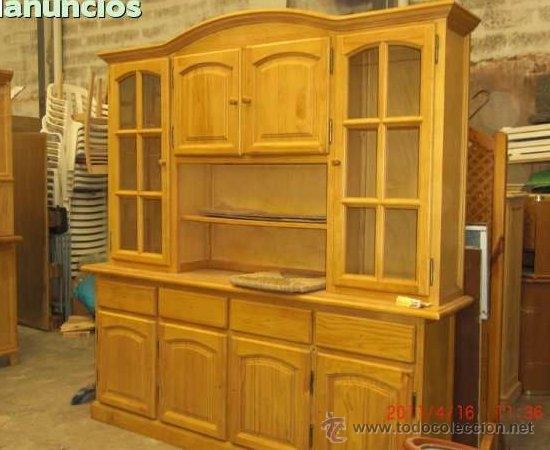 Aparador o mueble de madera de pino comprar aparadores antiguos en todocoleccion 36384810 - Mueble de pino ...